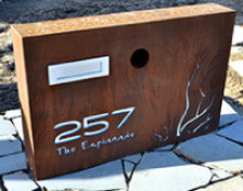 Letterboxes & Property Signs