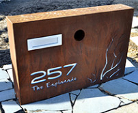 Letterboxes & Signage