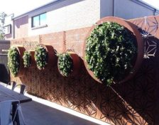 Round Planter Boxes