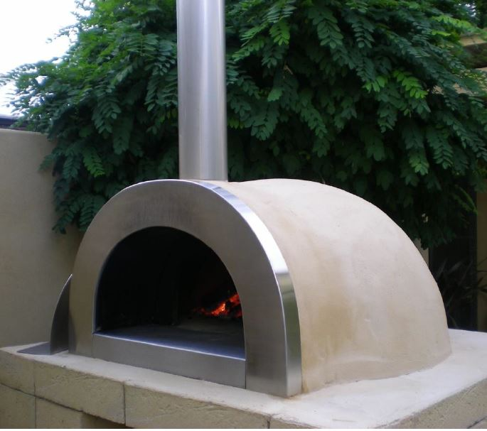 Viper Wood Fired Pizza Oven Po Box Designs