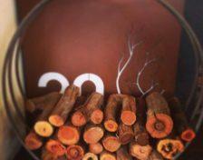 log fire ring