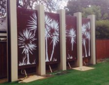 tropical large screens