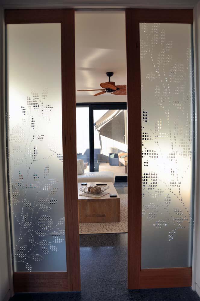 Privacy Doors. open_1